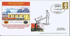 GB 2010 Nene Valley Railway Funds for TPO Workshop/Museum cover as per scan