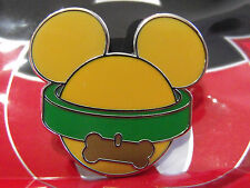 New Authentic Disney Mickey Mouse Icon Head Puppy Dog Pluto Mystery Trading Pin