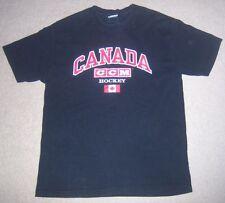 RARE Authentic CCM Vintage TEAM CANADA Hockey Training SHIRT L/Large jersey