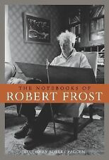 The Notebooks of Robert Frost by Frost, Robert