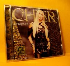 CD Cher Living Proof 12 TR 2002 Trip Hop Euro House Synth-pop Ballad