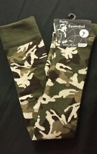 ARMY PRINT OVER THE KNEE SOCKS FANCY DRESS MILITARY /CAMOFLAUGE