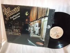 TOM JOHNSTON-EVERYTHING YOU HEARD IS TRUE VG+/NM rock LP