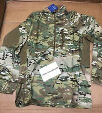 NEW US Military Beyond A4 Level 4 Pcu Wind Shirt Jacket Multicam XL LONG
