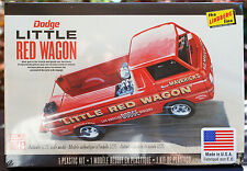 1965 Dodge A 100 Little Red Wagon 2´n1 , 1:25, Lindberg USA 115