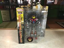 Marvel Select Collectors Edition Action Figure MOC - ULTIMATE IRON MAN Authentic