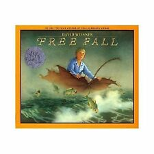 Free Fall by David Wiesner (1991, Paperback, Reprint)