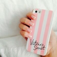 Victoria's Secret iPhone 6/6s Light PINK Silicone Rubber Case/Cover