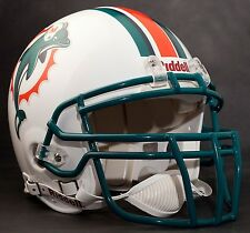 RICKY WILLIAMS Edition MIAMI DOLPHINS Riddell AUTHENTIC Football Helmet NFL