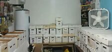 1 box lot 50 OLD COMICS MARVEL DC wholesale spiderman batman deadpool xmen cgc