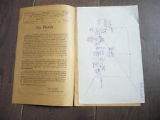 MAGIE 1937 DEVIENT SORCIER POUR RIRE AVEC 1 DESSIN ORIGINAL  PRESTIDIGITATION