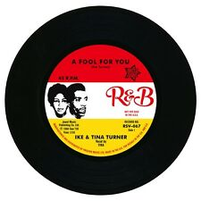"""IKE AND TINA TURNER  """"IT'S GONNA WORK OUT FINE""""   POUNDING R&B CLASSIC   LISTEN!"""
