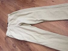 girls/womens size 8 TOPSHOP yellow jeggings good condtion been wo 100% authentic
