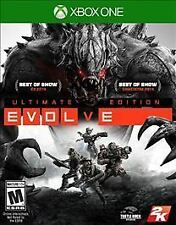 Xbox One 1 EVOLVE Ultimate Edition NEW Sealed Region Free USA