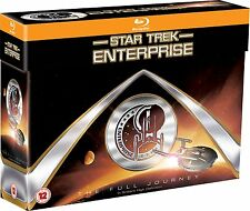 Star Trek: Enterprise - The Full Journey (Blu-ray)  Seasons 1-4  BRAND NEW!!