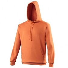 AWDIS JH001 College Unisex Men's/Ladies Plain Hoodie 40 Colours Sizes S-2XL