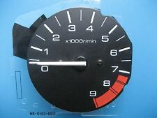 92 93 94 95 HONDA CIVIC EX SI TACHOMETER 7200rpm red line + LIFETIME WARRANTY