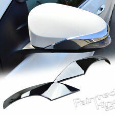 --FOR TOYOTA Corolla AURIS 2013-up outside door mirror cover trim-chrome