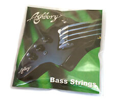 Fender Ashbory Silicone Rubber Short Scale Bass Strings 350-9520-000