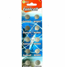 10  AG13  LR44 Alkaline batteries  G13 , L1154 , SR44 , SR47 , 303 , 357 battery