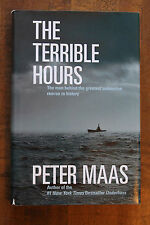 The Terrible Hours  The Man Behind the Greatest Submarine Rescue in History Maas