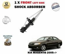 FOR KIA MAGENTIS MG SALOON 2005--  NEW 1 X FRONT LEFT SHOCK ABSORBER SHOCKER