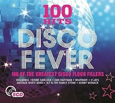 Various Artists - 100 Hits: Disco Fever / Various [New CD] UK - Import