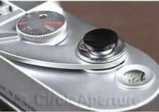 Fine Quality Small Metal Release Button for Fujifilm Fuji X100 X10 X-Pro1 -Black