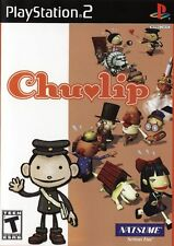 Chulip (Sony PlayStation 2, 2007) Complete VGC, RARE, Lots of Fun!
