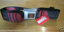 Daredevil Matt Murdock Buckle-Down Belt Marvel Comics ADJUSTABLE!! NEW!