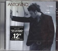 ANTONINO - Omonimo - CD 2006 SIGILLATO SEALED