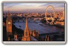 London City sky line fridge Magnet #1