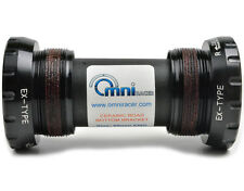OMNI Racer WORLDS LIGHTEST Ti Ceramic Bottom Bracket Sram Red Force Rival GXP BK
