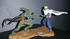 DRAGON BALL Z MEGAHOUSE PICCOLO vs CELL CAPSULE