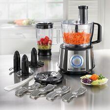 Hochwertige Küchen Maschine 1300 Watt Stand Mixer Zerkleinerer Edelstahl Messer