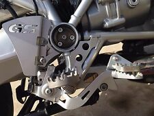 BMW R1200GS 2005/12 Brake M/cyl Protector + Brake Pedal  Height Extender.