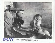 George Peppard barechested VINTAGE Photo