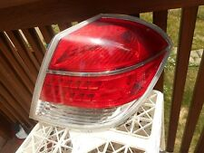 2007 - 2009 SATURN AURA RIGHT PASSENGER SIDE OUTER TAIL LIGHT