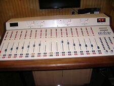 Radio Systems Millenium RS-18a Broadcast  Studio Audio Console,Mixer