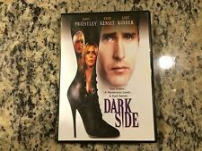 DARK SIDE RARE OOP 2003 DVD! JASON PRIESTLY, PATSY KENSIT, EROTIC THRILLER TWINS