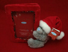 ME TO YOU BEAR TATTY TEDDY FOR SOMEONE SPECIAL XMAS HAT BEAR FRAME CHRISTMAS