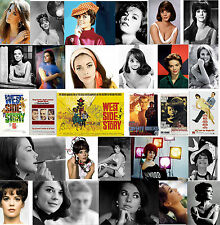 NATALIE WOOD - OVER  470  PHOTOGRAPHS - CD