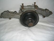 Alfa Romeo Milano / 75 or GTV6  Water Pump and Housing with single-belt pulley