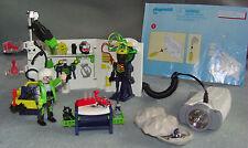 Playmobil 4880 Robo Gang Lab with Multifunctional Flashlight
