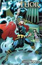 THOR THE MIGHTY AVENGER 1 2010 NM GIVEAWAY PROMO ENSLAVED VARIANT SDCC SAN DIEGO