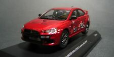 KYOSHO K03493R 1:43 Mitsubishi Lancer Evolution X Ralliart/Red
