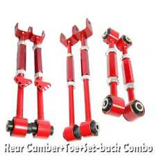 Rear Camber Arm/Toe Arm/Set-back Wheel Base Combo for 08-14 Accord