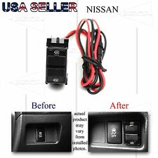 FOR NISSAN PATHFINDER/XTERRA POWER DUAL USB ADAPTER DIRECT AFTERMARKT CHARGER