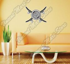"Skateboard Deck Skateboarding Extreme Wall Sticker Room Interior Decor 25""X20"""