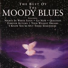 Moody Blues - ( CD NEW & SEALED ) Very Best Of / Greatest Hits REMASTERED  (UK)